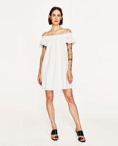 JACQUARD DRESS-NEW IN-WOMAN | ZARA United States