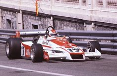 Clay Regazzoni SHADOW DN9 Ford Cosworth
