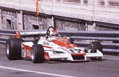 Clay Regazzoni SHADOW DN9 Ford Cosworth