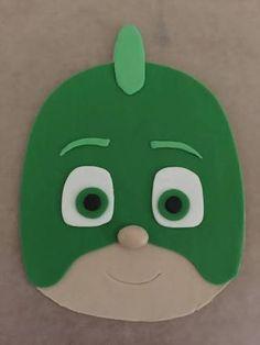 Image result for pj masks gecko cake