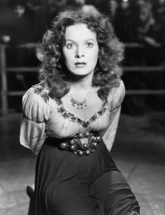 Maureen O'Hara, The Hunchback of Notre Dame.