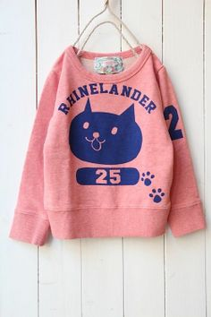 #children #kids #wear #pink #cat #baby