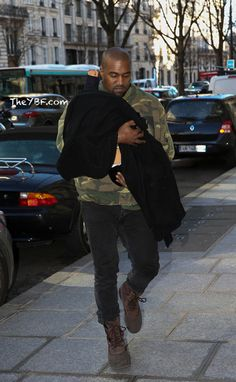 Kanye West in the adidas Yeezy Duck Boot Yeezy Duck Boots, Celebrity Sneakers, Kim And Kanye, March 4, Neymar Jr, Keep Up, Kanye West, Kardashian, Kicks