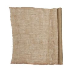 Natural Burlap in a bolt - so many uses! $15 #shopterrain