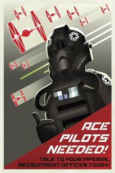 Imperial Recruiting poster.