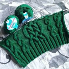coklu-burgular-yesil-orgu-deseni-nazarca-com-burgular-coklu-cokluburgularye/ - The world's most private search engine Baby Knitting Patterns, Knitting Stiches, Cable Knitting, Easy Knitting, Stitch Patterns, Crochet Patterns, Lidia Crochet Tricot, Knit Crochet, How To Start Knitting