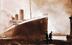 New photos and first hand accounts are surfacing from the night the Titanic sank in the Atlantic.