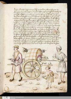 55 [26r] - Ulrich <von Richental>: Chronik - Seite - Handschriften - BLB Karlsruhe