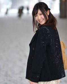 加賀屋優希さん   ファッションコーディネート