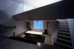 Modern Concrete House Built On A Budget And Featuring An Irregular Shape