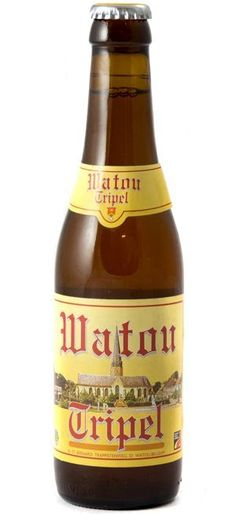 Watou Tripel: Deep Gold Tripel Belgian beer - http://www.beerz.co.nz/beers-in-new-zealand/watou-tripel-deep-gold-tripel-belgian-beer/ #NZ #beer #craftbeer
