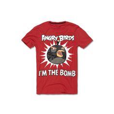 OVS #AngryBirds t-shirt