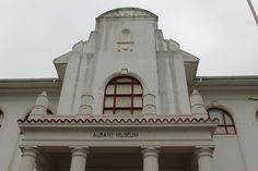 Albany Museum in Grahamstown, South Africa. Museums, South Africa, Cape, Saints, Lion Sculpture, Memories, Statue, Travel, Mantle
