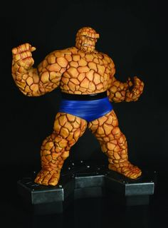 The Thing Statue from Bowen Designs