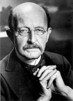 Max Planck (858–1947) suggested that energy was absorbed in discrete packets rather than across a continuous spectrum of frequencies (E=hv).