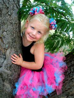 Cute!!! Petti Tutu  Bubble Gum Pettitutu  Fairy by bloomandbling on Etsy, $30.00
