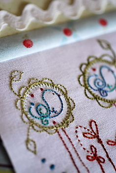 Top Ten Tuesday {embroidery} | AURIbuzz