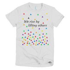 Women's We Rise T-shirt