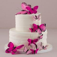 Butterfly Wedding Cake Decorations - Wedding Cake Toppers