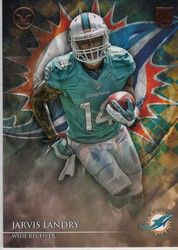 New Listing Started 2014 Topps Valor #39 Jarvis Landry RC Team: Miami Dolphins $0.50