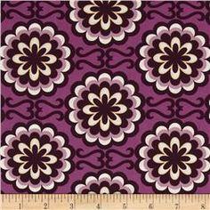 Art Gallery Chromatics Fancy Buttons Purple