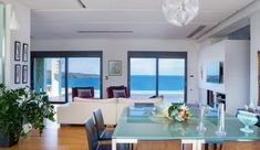 Luxury and comfort at holiday rental villa Pasiphae , located only 500 m from a sandy beach. Private Pool, Crete, Villas, Windows, Luxury, Villa, Ramen, Mansions, Window