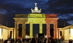 20 minutes - Le roi Philippe «partage la peine» des Belges - Monde - Berlin 22 mars 2016