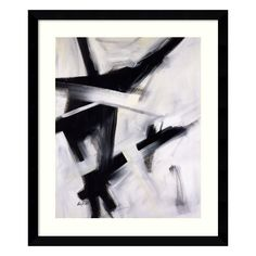 Shop Amanti Art  DSW114911 Eva Carter 'Black and White' Framed Art at ATG Stores. Browse our framed art, all with free shipping and best price guaranteed.
