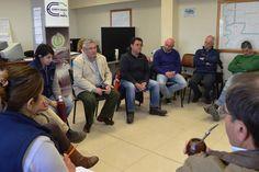 CORFO avanza en la conformación de una Cámara Provincial de Productores de Cerezas http://www.ambitosur.com.ar/corfo-avanza-en-la-conformacion-de-una-camara-provincial-de-productores-de-cerezas/ Así quedó acordado en la reunión que el titular del organismo, Claudio Mosqueira, mantuvo con productores de Sarmiento y del VIRCh.     El presidente de la Corporación de Fomento de Chubut (CORFO), Claudio Mosqueira, encabezó un encuentro con productores de cerezas del Valle In