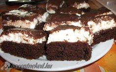 Hungarian Recipes, Hungarian Food, Homemade Cakes, Tiramisu, Food And Drink, Snacks, Ethnic Recipes, Desserts, Coffee