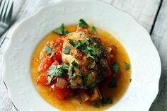 Mediterranean Chicken by sugareverythingnice: Quikc and easy. #Chicken #Mediterranean
