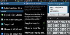 Cómo añadir el contacto de emergencia/propietario en Android y iPhone y datos médicos | Blog de ChristianDvE (Beta)