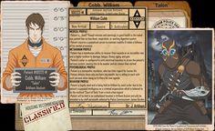 Arkham Files - Talon by Roysovitch on DeviantArt