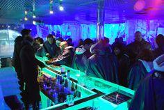 Ice Bar London #icehotel