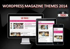 WordPress Magazine Themes Premium For Free 2015 - http://www.qdtricks.com/wordpress-magazine-themes-free/