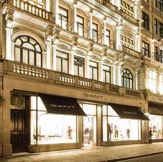 #Gant1949 Regent street store @Gant1949 #London 🇬🇧🇺🇸 #Elegance #Fashion #Menfashion #Womenstyle #Luxury #Dapper #Class #Sartorial #Style #Lookcool #Trendy #Bespoke #Dandy #Classy #Awesome #Charming #Apparel #Clothing #Elegant #Instafashion #womenfashion