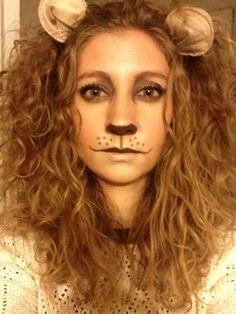 Lion Makeup 2