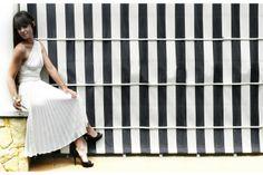 Infinite wrap dress - sunray by Fascinating Julia Infinite, Wrap Dress, Dresses For Work, Birthday, Summer, Christmas, Design, Fashion, Yule