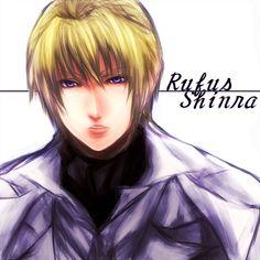 zerochan/Final Fantasy VII/Rufus Shinra/#132520
