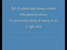 George Harrison - I've Got My Mind Set On You - Lyrics