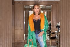 We're all well aware that Marjorie Harvey is a fashion killer but we never get tired of seeing her slay. This time, the lady that loves couture took over Paris Fashion Week in style. See her best looks here!