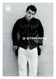 G-Star - Magnus Carlsen