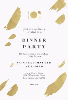 In Bloom  Free Rehearsal Dinner Party Invitation Template