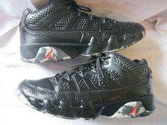 fc048f42fe6d eBay  Sponsored VERY RARE Nike Air Jordan 9 Retro Low Look See Promo Sample  Athletic Shoes SZ 9