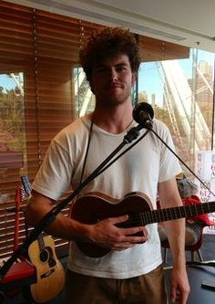 Vance Joy touched me with his song Riptide is was true, beautiful, and vulnerable, all while being so carefree it lifts your spirits, reminds you there are soo many good guys out there and there is The One for everyone