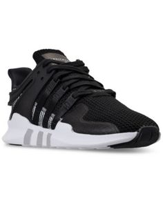 adidas Men s EQT Support ADV Sneakers from Finish Line Black 13 71daab6dd71