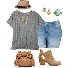 """plus size pretty girl boho chic"" by kristie-payne on Polyvore"