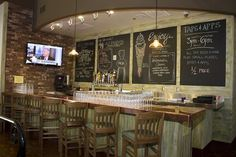 Take a Look at the Cozy Confines of Hops & Harvest - Eater Inside - Eater Vegas