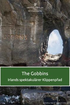 The Gobbins: Die Wanderung am Rande des Abgrunds. Der Klippenpfad The Gobbins is.The Gobbins: The hike on the edge of the abyss. The Gobbins cliff path is a masterpiece of architecture that you cannot miss on your trip to Northern Ireland. The pat Hawaii Honeymoon, Romantic Honeymoon, Romantic Travel, Honeymoon Ideas, Connemara, Emerald Isle, Cliffs Of Moher Ireland, Visit Amsterdam, Irish Sea