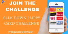 Let's see how much weight your wallets have lost after scanning your cards into Flippy Card! Win Cash Gift Card with FlippyCard!